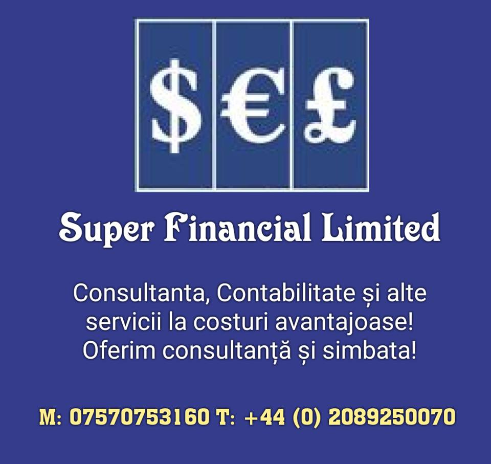 SUPER FINANCIAL Ltd (contabili autorizati)