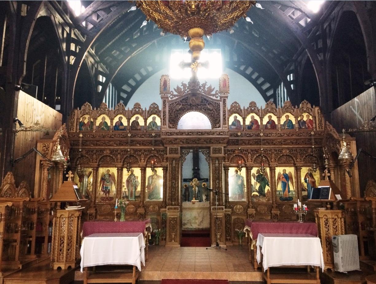 Biserica Sfantul Apostol Pavel si Tuturor Sfintilor Romani