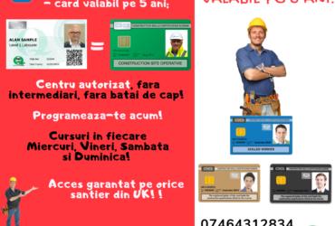 Carduri CSCS