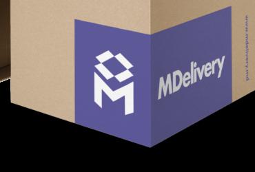 MDelivery – livrari din UK spre Republica Moldova
