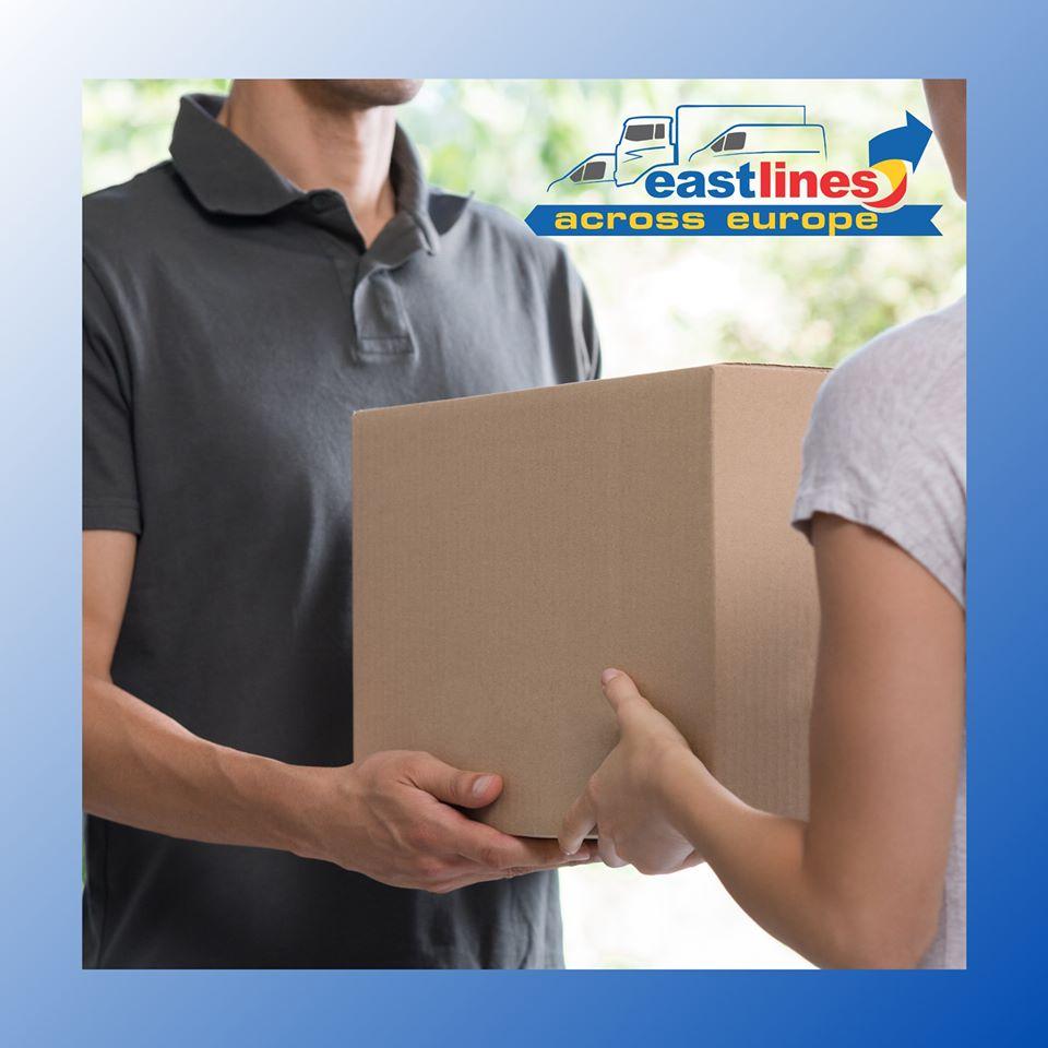 Angajări!  Eastlines – serviciul de coletarie