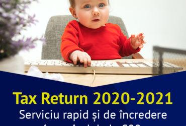 Inchidere de an / Tax return 2020-2021