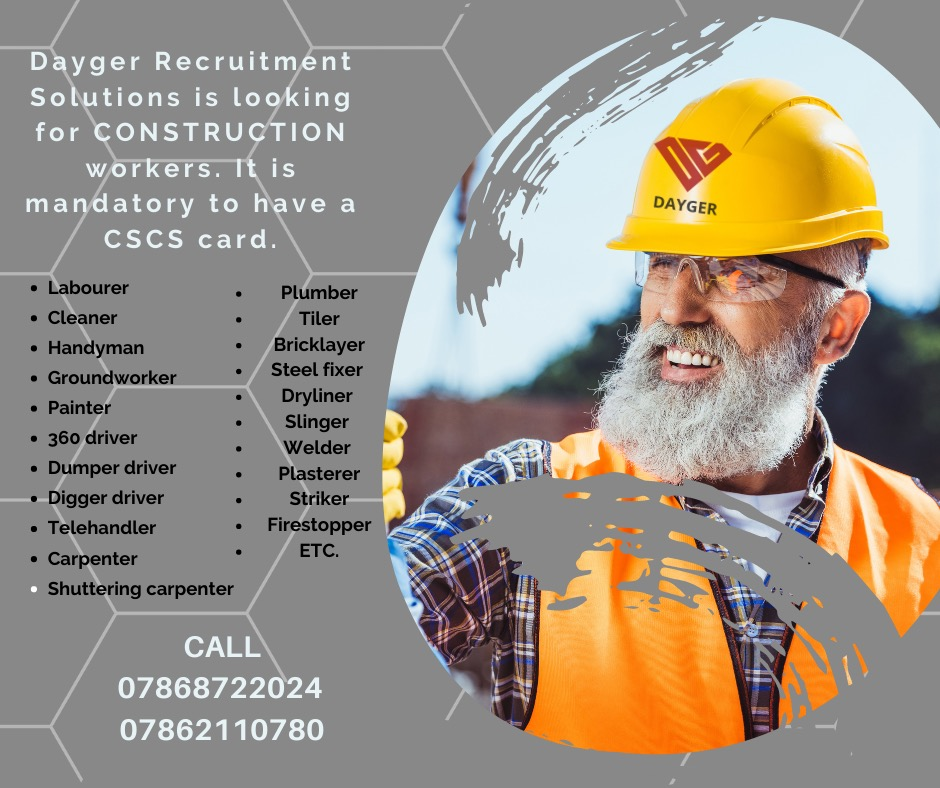 Constructions workers